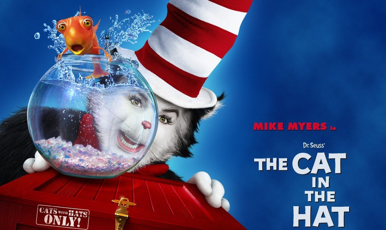 Sexual innuendos in cat in the hat